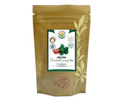 Salvia Paradise Arjuna kůra mletá 100g<br /><strong>Arjuna kůra mletá</strong>