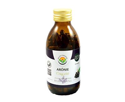 Salvia Paradise Arónie - Čierny žeriav kapsule<br /><strong>Arónie - Černý jeřáb kapsle</strong>