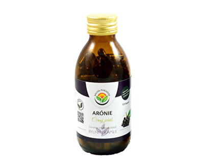 Salvia Paradise Arónie - Černý jeřáb kapsle<br /><strong>Arónie - Černý jeřáb kapsle</strong>