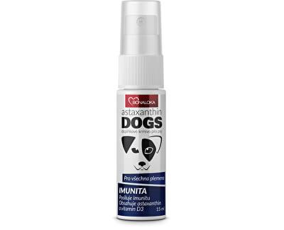 Bonaloka Astaxanthin Dogs Imunita 15 ml