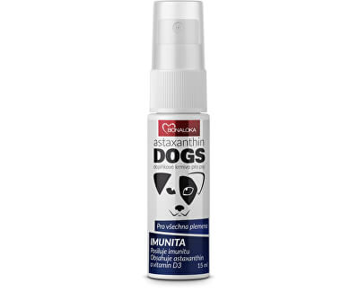 Bonaloka Astaxantín Dogs - Imunita
