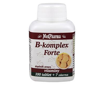 MedPharma B-komplex Forte 100 + 7 tablet ZD ARMA