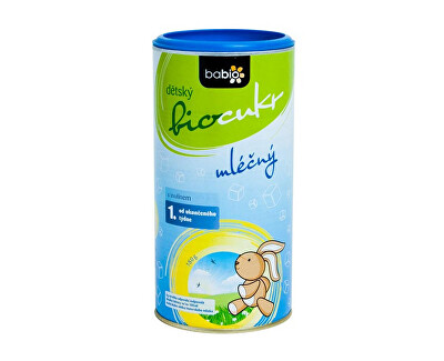 Goldim BABIO detský biocukr mliečny