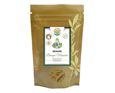 Salvia Paradise Bacopa Monnieri - Brahmi prášek 100g<br /><strong>Bacopa Monnieri - Brahmi prášek 100g</strong>