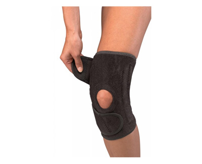 Mueller Bandáž na koleno Open Patella Knee Stabilizer