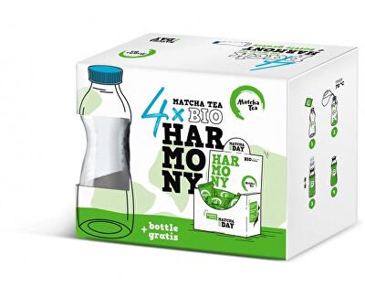 Matcha tea BIO Matcha Tea Harmony 4pack 240 g