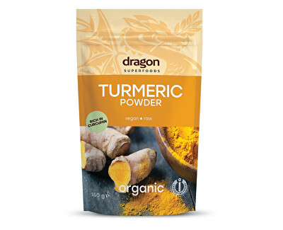 Dragon superfoods Bio prášek kurkuma 150g