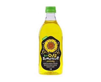 Koldokol Bio slunečnicový olej panenský 1l