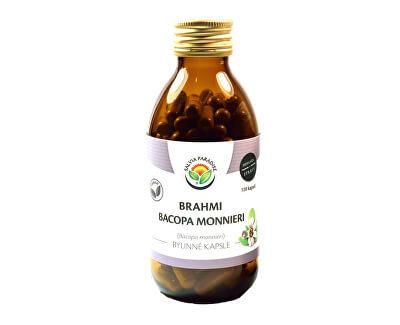 Salvia Paradise Brahmi - Bacopa monnieri kapsle<br /><strong>Brahmi - Bacopa monnieri kapsle</strong>