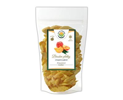 Salvia Paradise Broskve plátky mrazem sušené<br /><strong>Broskve plátky sušené mrazem - lyofilizované</strong>