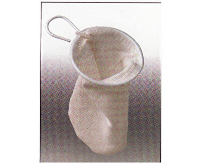 Čajové sítko bavlněné