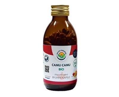 Salvia Paradise Camu camu kapsle BIO<br /><strong>Camu camu kapsle</strong>