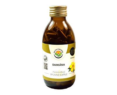 Salvia Paradise Damiána - Turnera diffusa kapsle<br /><strong>Damiána - Turnera diffusa kapsle</strong>