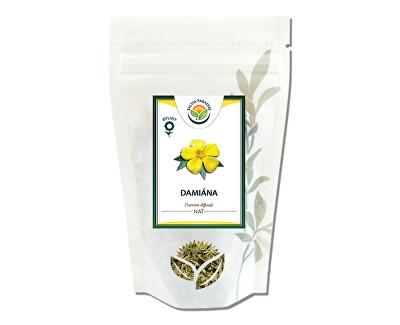 Salvia Paradise Damiána - Turnera diffusa nať 100 g - SLEVA - poškozená etiketa<br /><strong>Damiána - Turnera diffusa nať</strong>