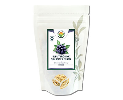 Salvia Paradise Eleuterokok - sibiřský ženšen kořen<br /><strong>Eleuterokok - sibiřský ženšen kořen</strong>