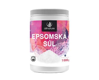 Epsomská sůl 1000 g