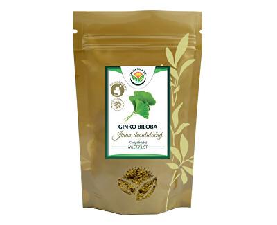 Salvia Paradise Ginkgo biloba - Jinan mleté list 120g<br /><strong>Ginkgo mletý list</strong>
