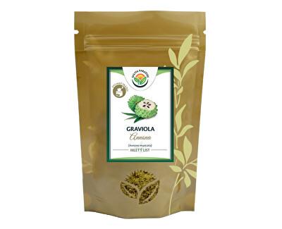 Salvia Paradise Graviola - Annona mletý list<br /><strong>Graviola list</strong>
