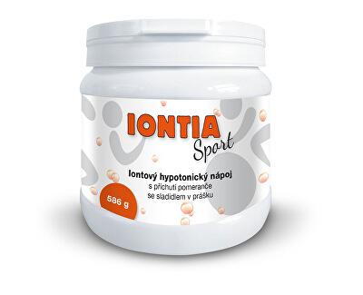 Goldim Iontia Sport s příchutí pomeranče 76 porcí