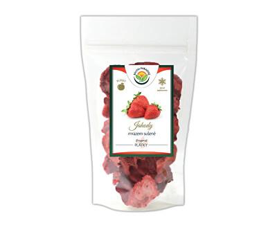 Salvia Paradise Jahody plátky mrazem sušené<br /><strong>Jahody plátky</strong>