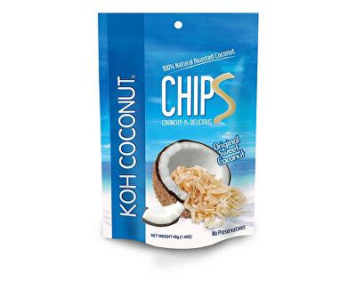 KOH COCONUT Kokosové chipsy originál 40g