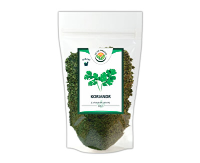 Salvia Paradise Koriandr list<br /><strong>Koriandr list</strong>