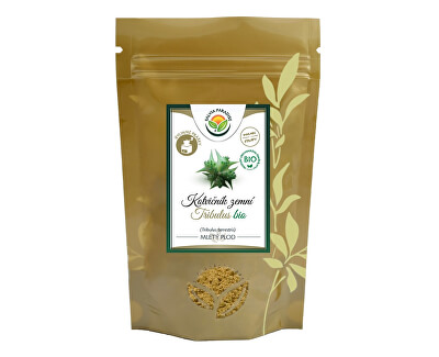 Salvia Paradise Kotvičník - Tribulus plod prášek BIO 100g<br /><strong>Kotvičník prášek</strong>