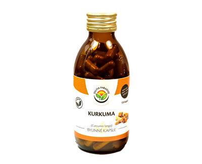 Salvia Paradise Kurkuma kapsule<br /><strong>Kurkuma kapsle</strong>