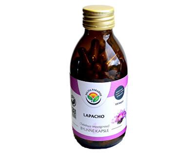 Salvia Paradise Lapacho kůra kapsle<br /><strong>Lapacho kapsle</strong>