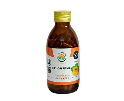 Salvia Paradise Lichořeřišnice větší kapsle<br /><strong>Lichořeřišnice kapsle</strong>