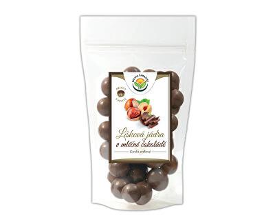 Salvia Paradise Lísková jádra v mléčné čokoládě<br /><strong>Lísková jádra</strong>