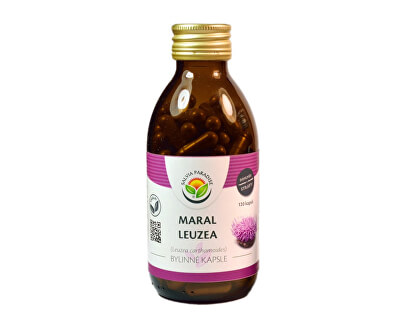 Salvia Paradise Maral - Leuzea kapsle<br /><strong>Maral - Leuzea kapsle</strong>