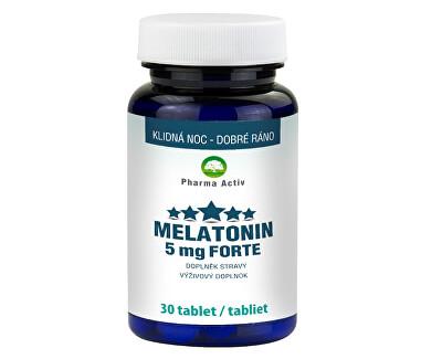 Melatonin 5 mg Forte 30 tablet