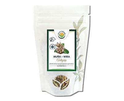 Salvia Paradise Muňa - Wira antigrip 70g<br /><strong>Muňa - Wira tinktura</strong>