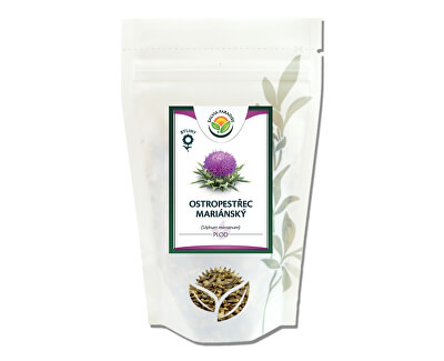 Salvia Paradise Ostropestřec plod celý<br /><strong>Ostropestřec plod</strong>