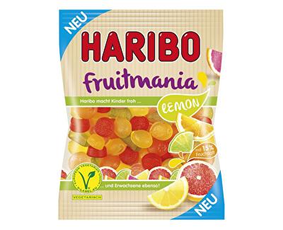 HARIBO Ovocné želé fruitmania lemon 85g, min.trv. 1.1.2019