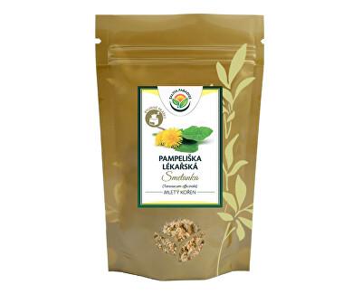 Salvia Paradise Púpava lekárska koreň mletý 100g<br /><strong>Pampeliška kořen mletý</strong>