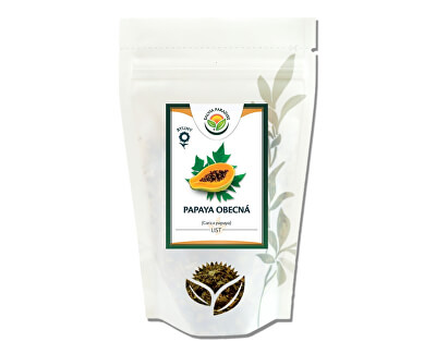 Salvia Paradise Papája obecná list<br /><strong>Papája list</strong>