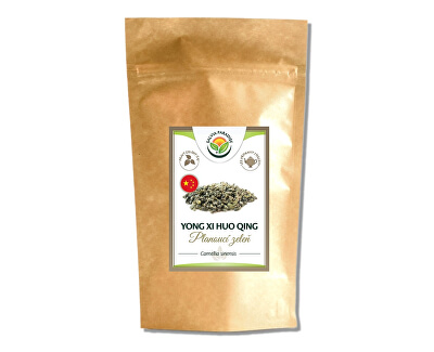 Salvia Paradise Planoucí zeleň - Yong XI HUO Qing<br /><strong>Planoucí zeleň</strong>