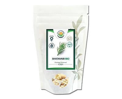 Salvia Paradise Šatavari - Špargľa koreň celý BIO<br /><strong>Šatavari kořen</strong>