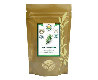 Salvia Paradise Šatavari - Chřest BIO prášek 100g<br /><strong>Šatavari prášek</strong>