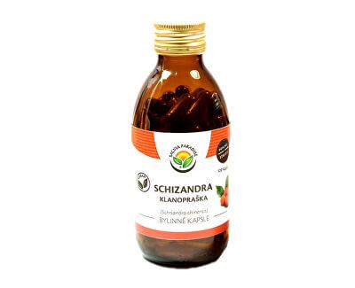 Salvia Paradise Schizandra - Klanopraška kapsle<br /><strong>Schizandra kapsle</strong>