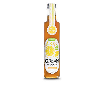 Koldokol Sirup citrón 330ml