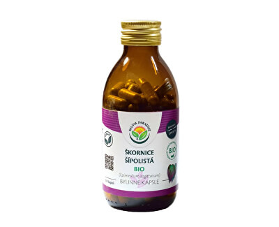 Salvia Paradise Škornice - Epimedium BIO kapsle<br /><strong>Škornice kapsle</strong>