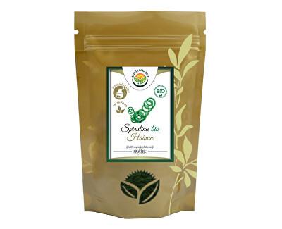 Salvia Paradise Spirulina 100% prášok BIO<br /><strong>Spirulina prášek</strong>