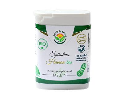 Salvia Paradise Spirulina Hainan BIO tablety<br /><strong>Spirulina tablety</strong>