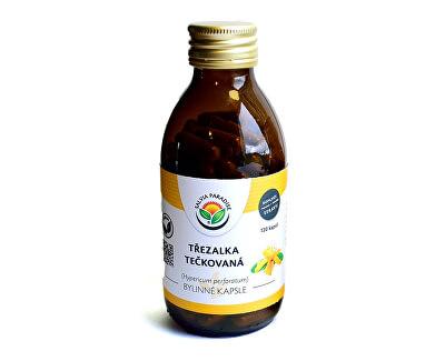 Salvia Paradise Třezalka tečkovaná kapsle<br /><strong>Třezalka kapsle</strong>