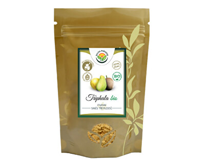 Salvia Paradise Triphala - zmes 3 plodov prášok 100g<br /><strong>Triphala prášek</strong>