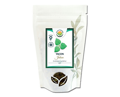 Salvia Paradise Yacon - Jakon list<br /><strong>Yacon list</strong>