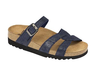 Zdravotní obuv CAMBERRA - námořnická modrá